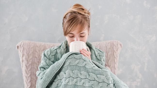7 façons de guérir une toux hivernale